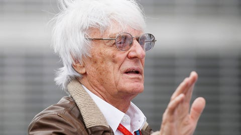 Ecclestone says it will not make a rival category of F1