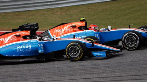Manor Racing fold after failure to find a buyer