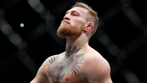 UFC fans hospitalized after Conor McGregor PPV ends in massive street fight