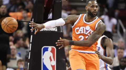 Kyrie Irving leads Cavs to 107-91 win vs. Thunder