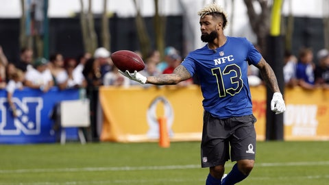 Dez Bryant says more Giants should have Odell Beckham's passion