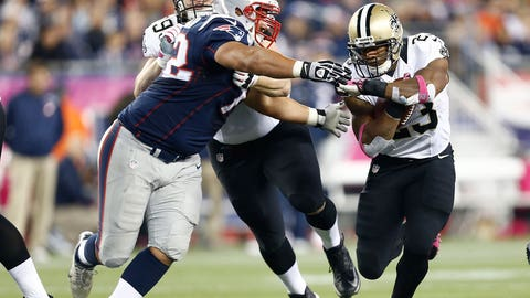 September 17: New England Patriots at New Orleans Saints, 1 p.m. ET