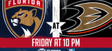 Florida Panthers at Anaheim Ducks game preview
