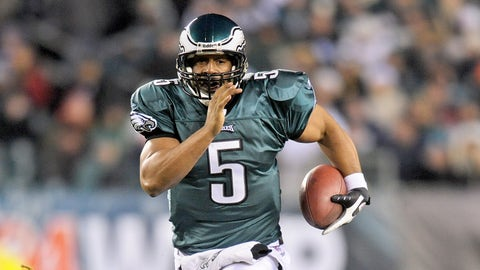 Philadelphia Eagles -- Donovan, finally (2004 NFC championship)