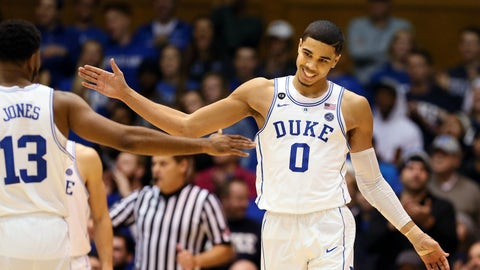 It's a showcase for top NBA Draft prospects
