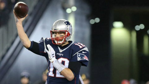 Handing trophy to Tom Brady wouldn't be awkward at all: Goodell