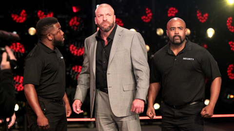 What will Triple H do?