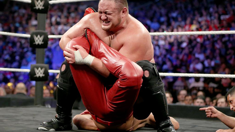 Stars who should be involved: Samoa Joe