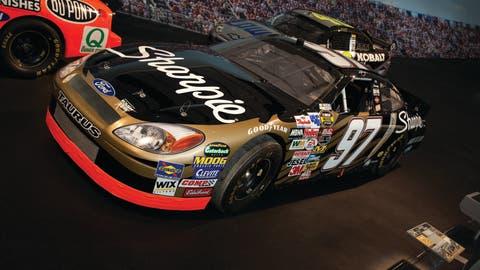 Kurt Busch's 2004 Ford Taurus
