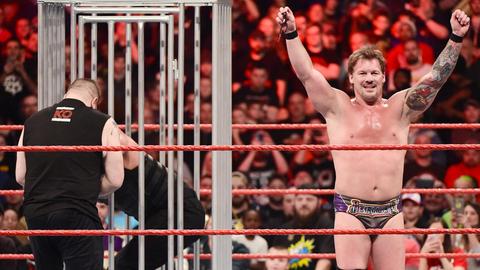 Chris Jericho: 12-to-1