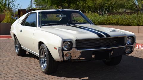 1968 American Motors AMX