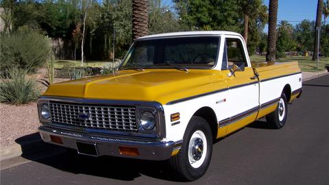1972 Chevrolet Cheyenne C-10 pickup