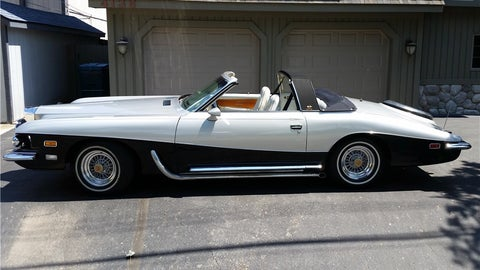 1979 Stutz Bearcat convertible
