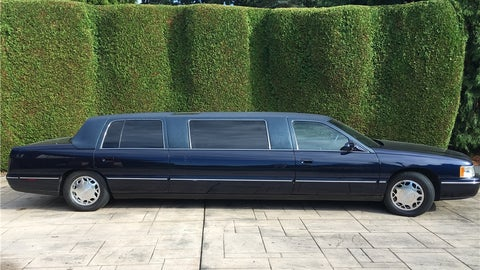 1999 Cadillac Sedan DeVille stretch limo