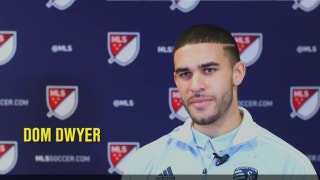 Will Sporting KC striker Dom Dwyer play for the U.S. national team?