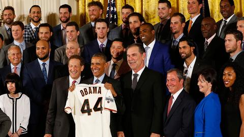 2014 San Francisco Giants
