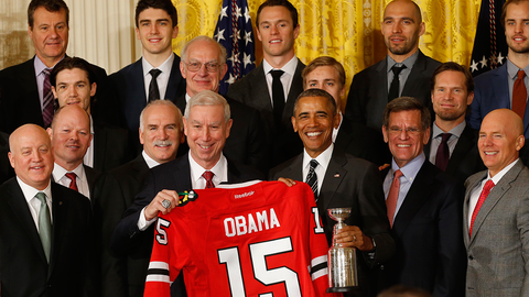 2014-15 Chicago Blackhawks