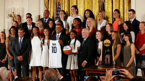 2014-15 Connecticut women's basketball