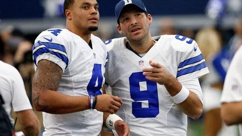 There's no quarterback controversy anymore