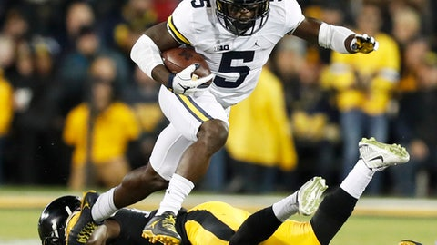 Jabrill Peppers, CB/S/LB/KR/PR/RB/WR, Michigan (class of 2014)