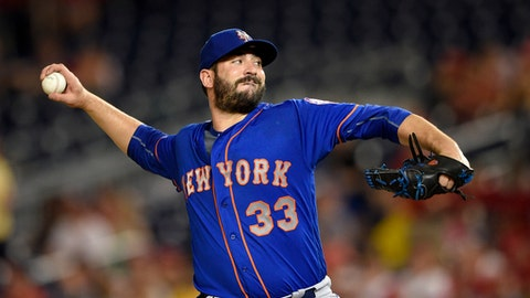 Mets rally for 8-7 win over scuffling Marlins
