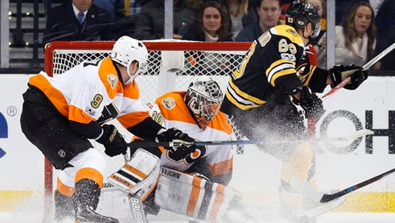 Marchand has 2 goals, 3 assists and Bruins pound Flyers 6-3 (Jan 14, 2017)