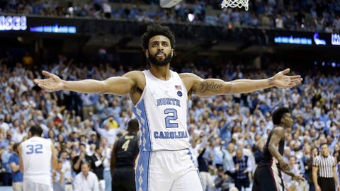 North Carolina is hottest team no one is talking about