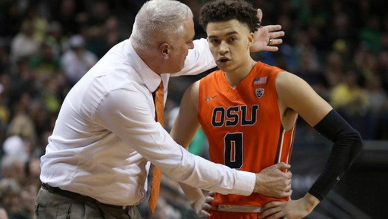 No. 13 Oregon routs Oregon State 85-43 (Jan 14, 2017)