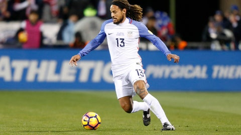 Starting Jermaine Jones wasn't the right call, nor was leaving him on the field so long