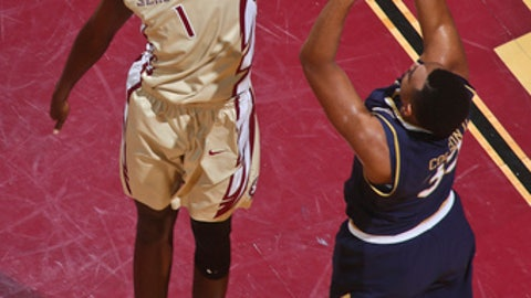 Must-see player matchup vs. team: Florida State's Jonathan Isaac vs. No. 12 Louisville (Saturday, 2 p.m. ET)