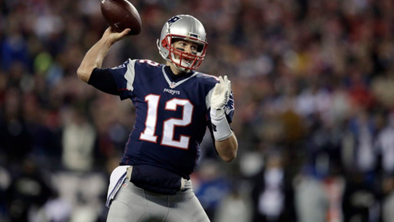 Tom Brady isn't nearly as good in AFC championship games as you think he is