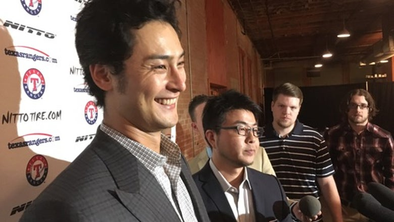 Darvish wants to prove himself in final year of Texas deal