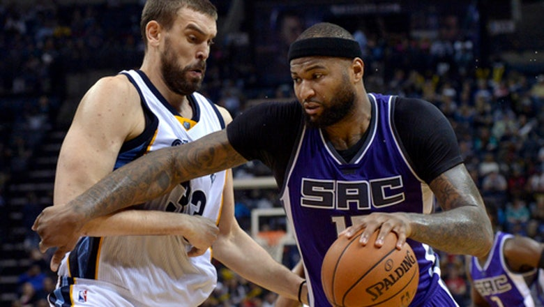 Gasol, Conley lead Grizzlies to easy win over Kings (Jan 20, 2017)