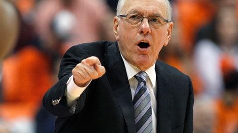Syracuse (Yes: +165/No: -205)