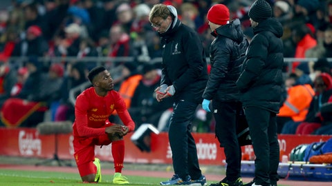 Will Danny Sturridge play a decisive (or any) part?