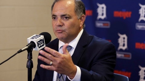 Avila says Tigers won't be above luxury tax mark for 2018