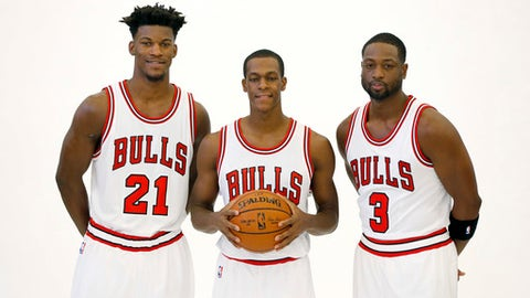 Chicago Bulls: B-