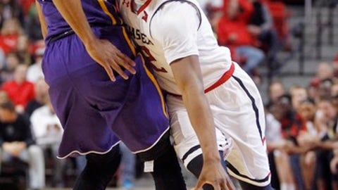 LSU drops 7th consecutive game in 77-64 loss to Texas Tech