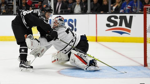 Wayne Simmonds leads Metropolitan past Pacific in All-Star Game