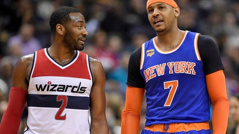 Carmelo Anthony Heading To Clippers; Clippers To Send Crawford, Rivers And Redick