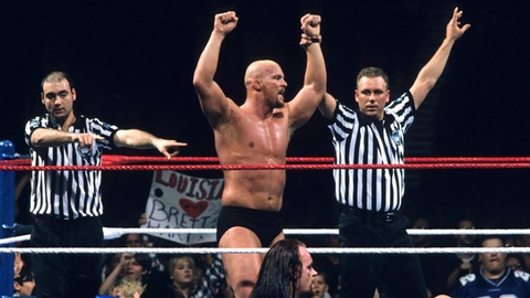 Not going to happen: Stone Cold Steve Austin