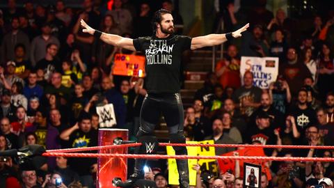 Seth Rollins: 30-to-1