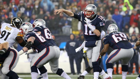 Tom Brady stats that show why you'd better not bet against him
