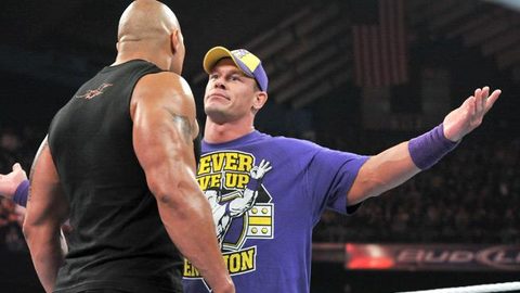 John Cena - 22 eliminations