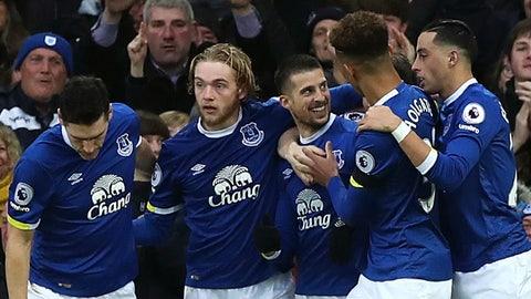 Saturday: Crystal Palace vs. Everton