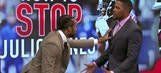 Josh Norman explains how to guard Julio Jones | FOX NFL SUNDAY