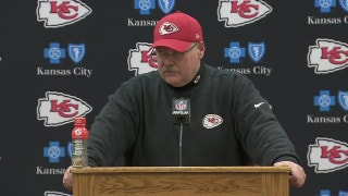Andy Reid on playoff loss to Steelers: 'There's an empty feeling'