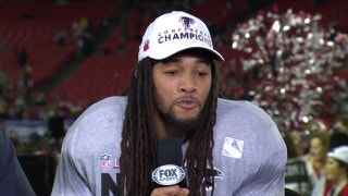 Jalen Collins on Falcons defense after NFC Championship win