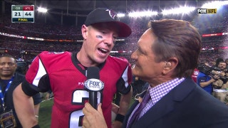 Matt Ryan reflects on NFC Championship win vs. Green Bay Packers