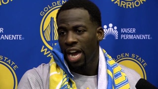 Draymond Green on Rockets' moving James Harden to point guard